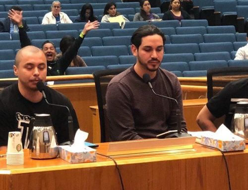 Board Vote Gives Youth Advocates Power